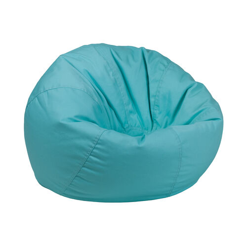 Our Small Solid Mint Green Kids Bean Bag Chair is on sale now.