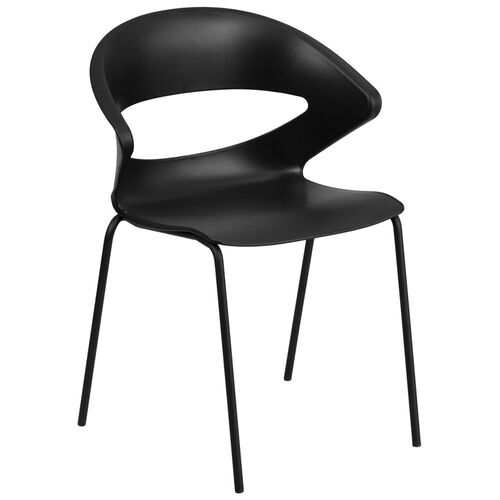 Our HERCULES Series 440 lb. Capacity Black Stack Chair is on sale now.