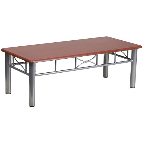 Our Laminate Coffee Table with Steel Frame is on sale now.