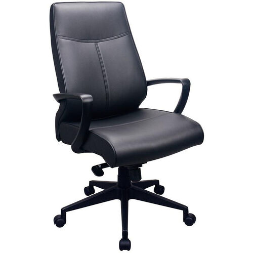 Our Tempur-Pedic® Leather High Back Chair - Black is on sale now.