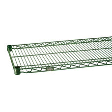 Poly Green Standard Wire Shelf - 18