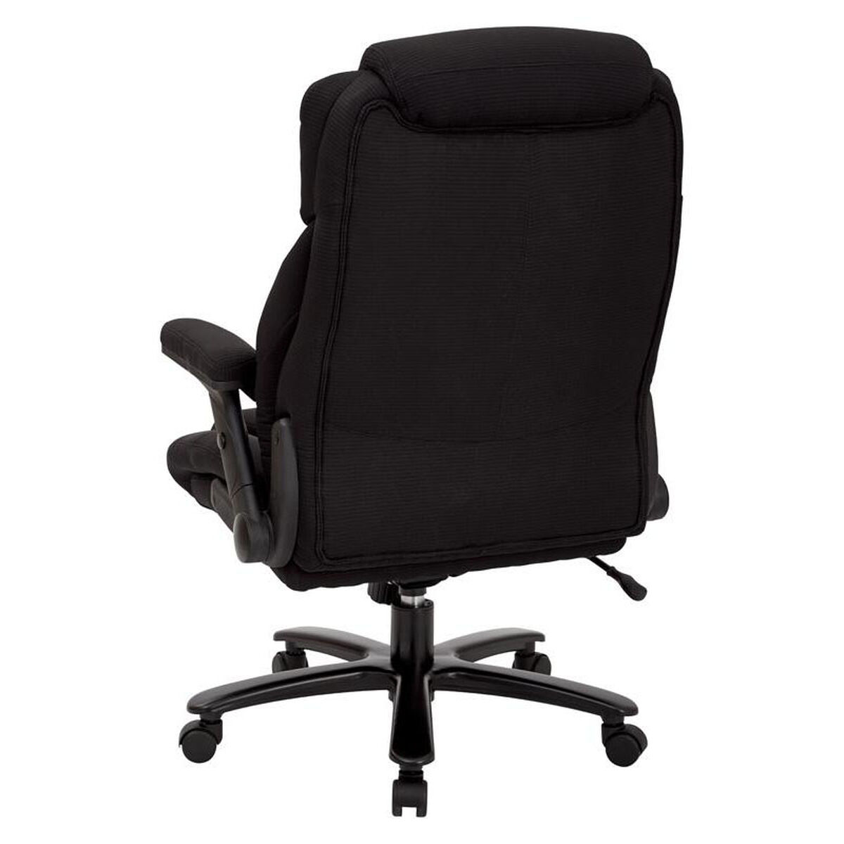 Our Pro Line Ii And Tall Deluxe High Back Fabric Executive Office Chair With
