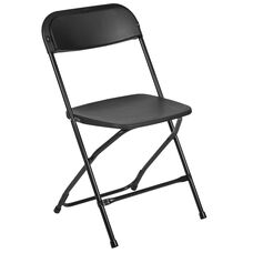HERCULES Series 800 lb. Capacity Premium Plastic Folding Chair