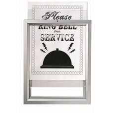 Insta Frame Removable Sign and Poster System - 11