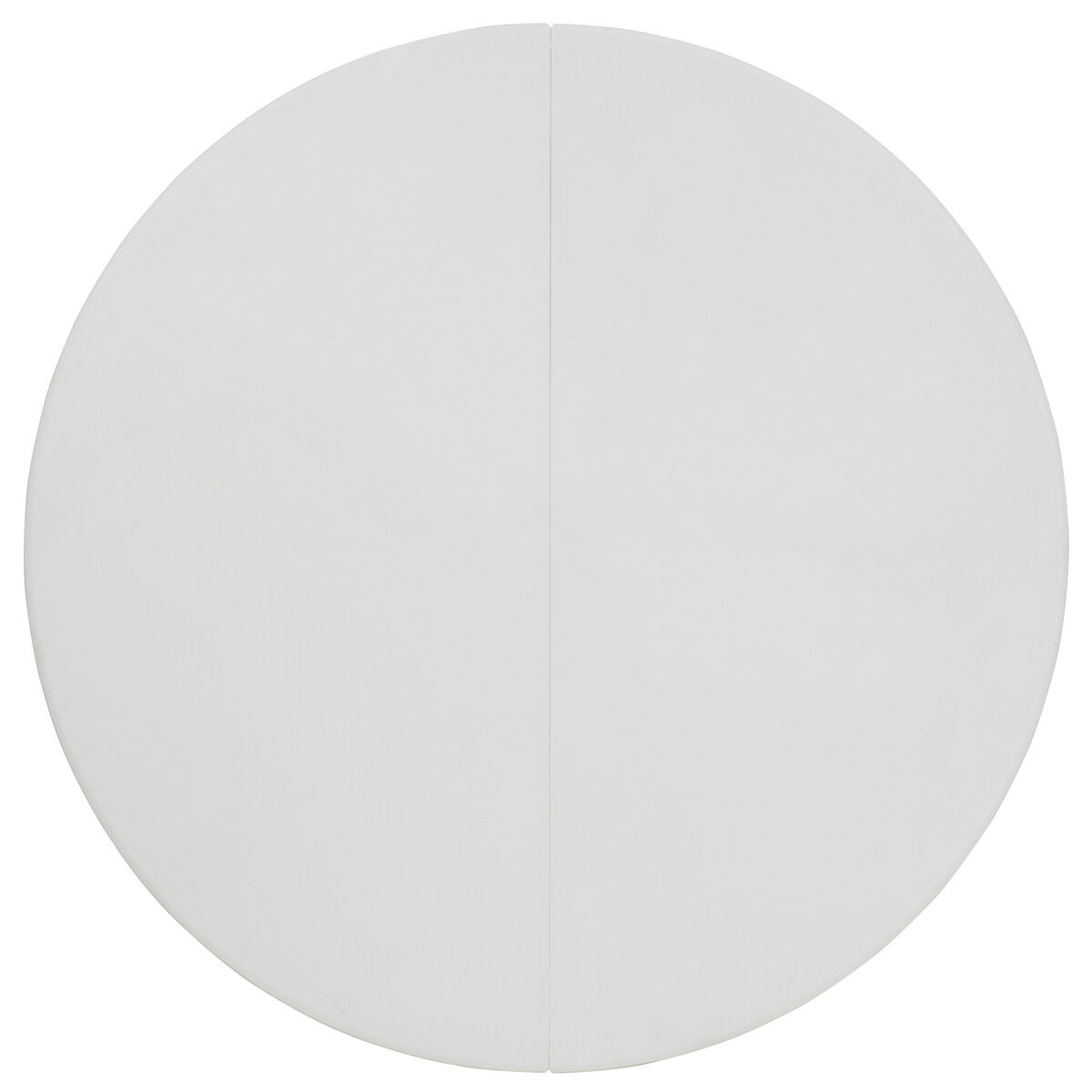60rd White Plastic Fold Table Dad Ycz 154 Gw Gg