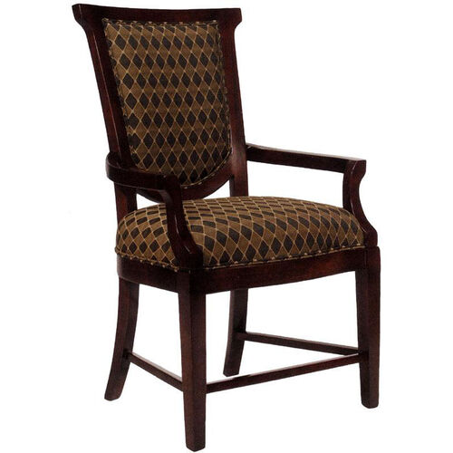 Our 2520 Arm Chair w/ Upholstered Back & Seat - Grade 1 is on sale now.