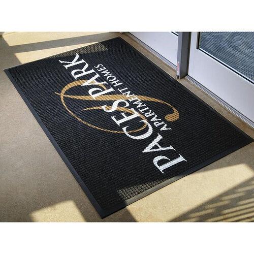 Waterhog Logo Inlay Floor Mat 6