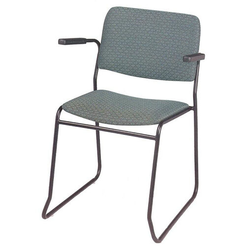 Our Endurance Contemporary Stack Chair with Contoured Seat and Arms - Open Back is on sale now.