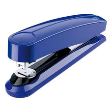 Novus B4C Flat Clinch Executive Stapler Standard - Blue