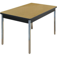 Rectangle Shaped All Purpose Utility Table - 24