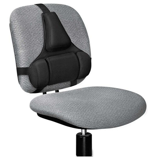 Our Fellowes® Professional Series Back Support - Memory Foam Cushion - Black is on sale now.