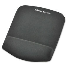 Fellowes Microban Mouse Pad, Wrist Rest