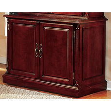 Keswick Executive Two Door Cabinet - English Cherry