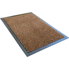 24'' x 36'' Doortex Advantagemat Rectagular Indoor Entrance Mat- Brown