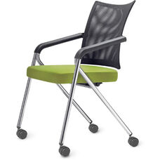 Join Me Large Mesh Back Nesting Chair
