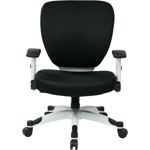 Space Pulsar Padded Mesh Seat and Back Managers Office Chair