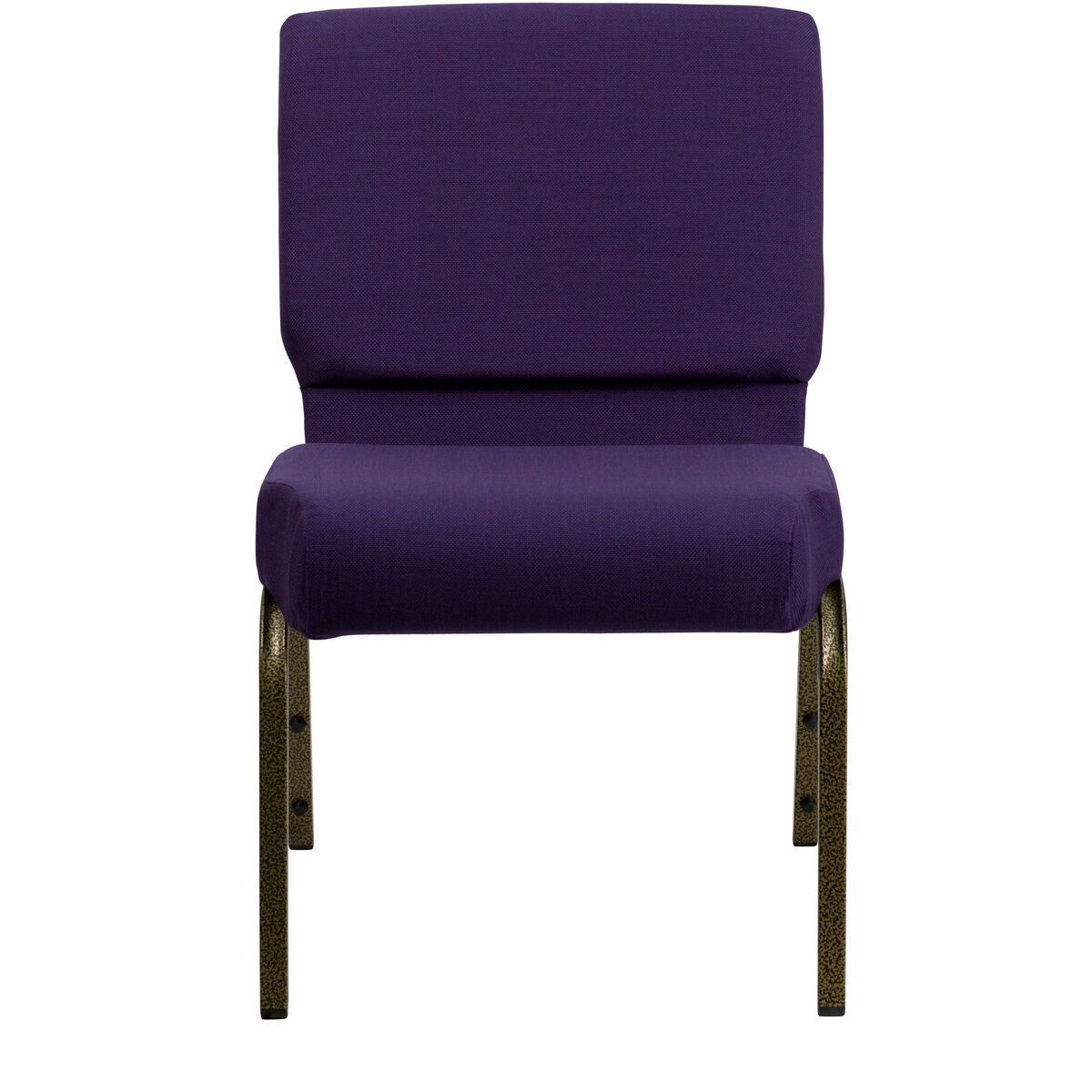 Purple Fabric Church Chair Fd Ch0221 4 Gv Roy Gg