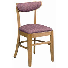 1931 Side Chair with Upholstered Back & Seat - Grade 1