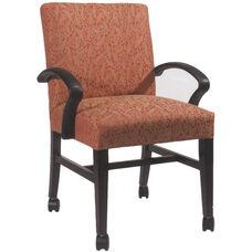 576 Desk Chair w/ Casters - Grade 1