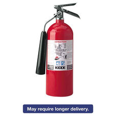 Kidde ProLine 5 CO2 Fire Extinguisher - 5lb - 5-B:C