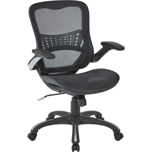 Our Work Smart Mesh Seat and Back Manager