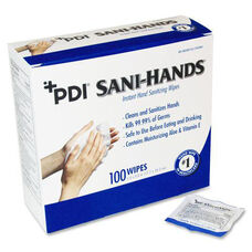 Nice Pak Commercial Sani-hands ALC Individual Wipes