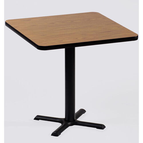 Our Laminate Top Square Cafe Table with 29