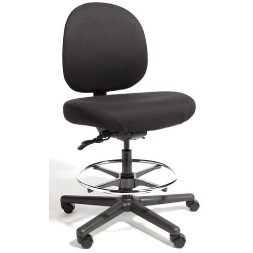 Our Triton Max Large Back Mid-Height Drafting Chair with 500 lb. Capacity - 4 Way Control is on sale now.