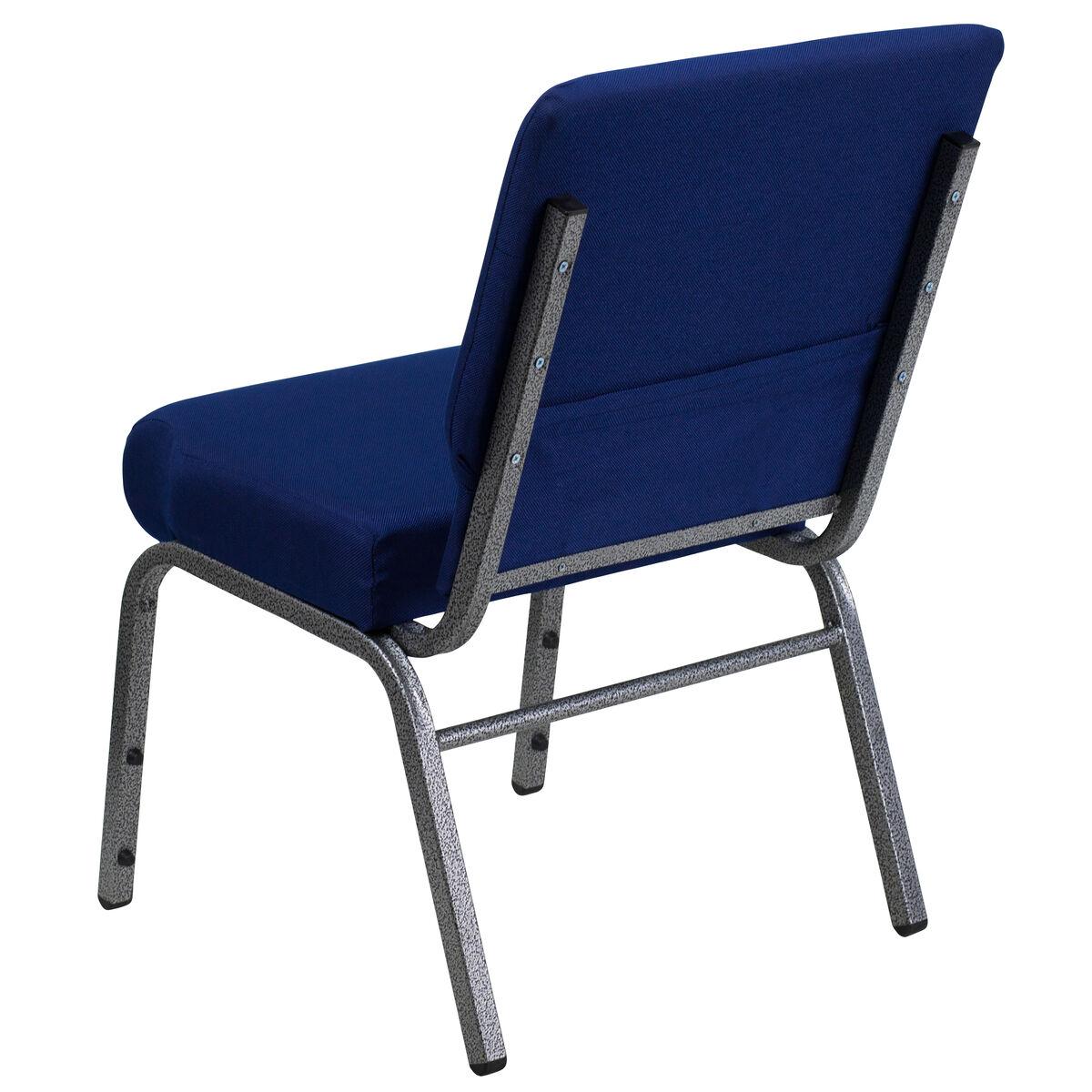 navy blue fabric church chair fd ch0221 4 sv nb24 gg On furniture 4 less