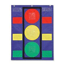 Carson-Dellosa Publishing Stoplight Pocket Chart - 14 -1/2
