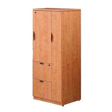 Honey Wardrobe/File/Storage Cabinet with Locks