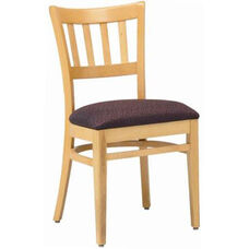 1898 Side Chair with Upholstered Seat - Grade 1
