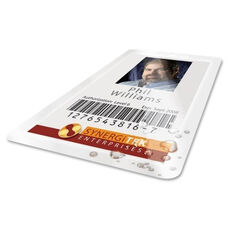 Swingline Laminating Pouches -7 Mil -Badge Card -2 9/16