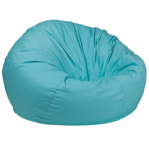 Our Oversized Solid Mint Green Bean Bag Chair is on sale now.