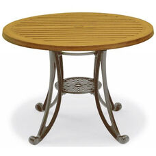 Madison Outdoor Faux Wood Table - 36