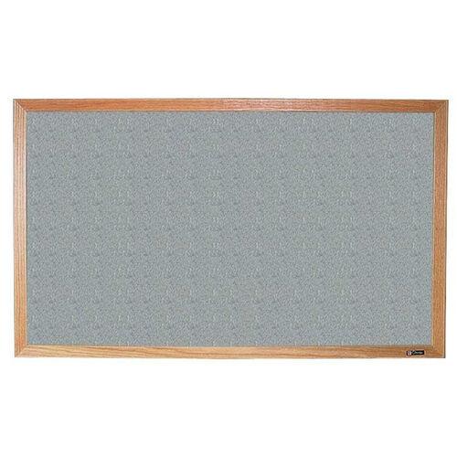 Our 700 Series Tackboard with Wood Frame - Claridge Cork - 48