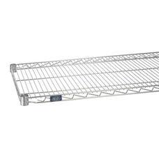 Poly-Z-Brite Standard Wire Shelf - 18