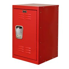 Relay Red Kids Mini Locker - Unassembled - 15