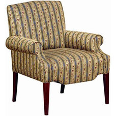5150 Lounge Chair w/ Upholstered Spring Back and Seat - Grade 1