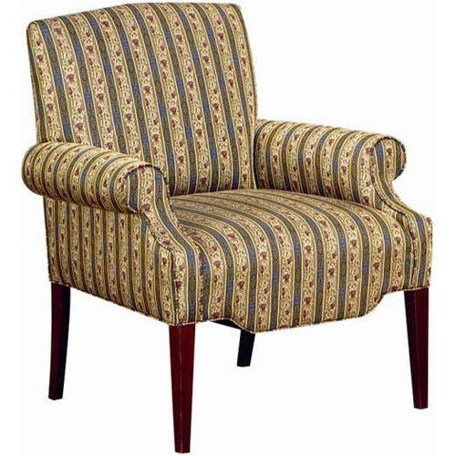 Our 5150 Lounge Chair w/ Upholstered Spring Back and Seat - Grade 1 is on sale now.