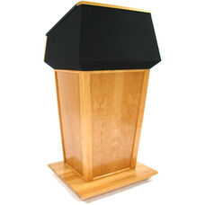 Patriot Plus Non-Sound Lectern - Cherry Finish - 31