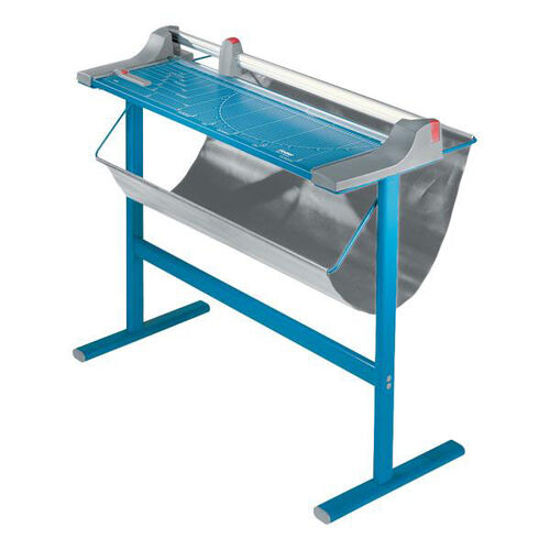 Our DAHLE Premium Large-Format Rolling Paper Trimmer with Stand - 36.25