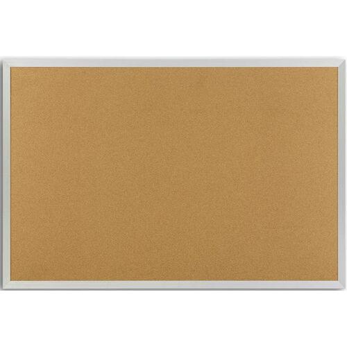 Our Plas-Cork Bulletin Board with Aluminum Trim - 48