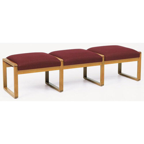 Our Contour Series 3 Seat Backless Bench with Sled Base is on sale now.