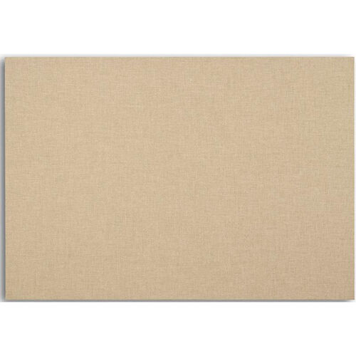 Our Burlap Covered Square-Cornered Bulletin Board - 42