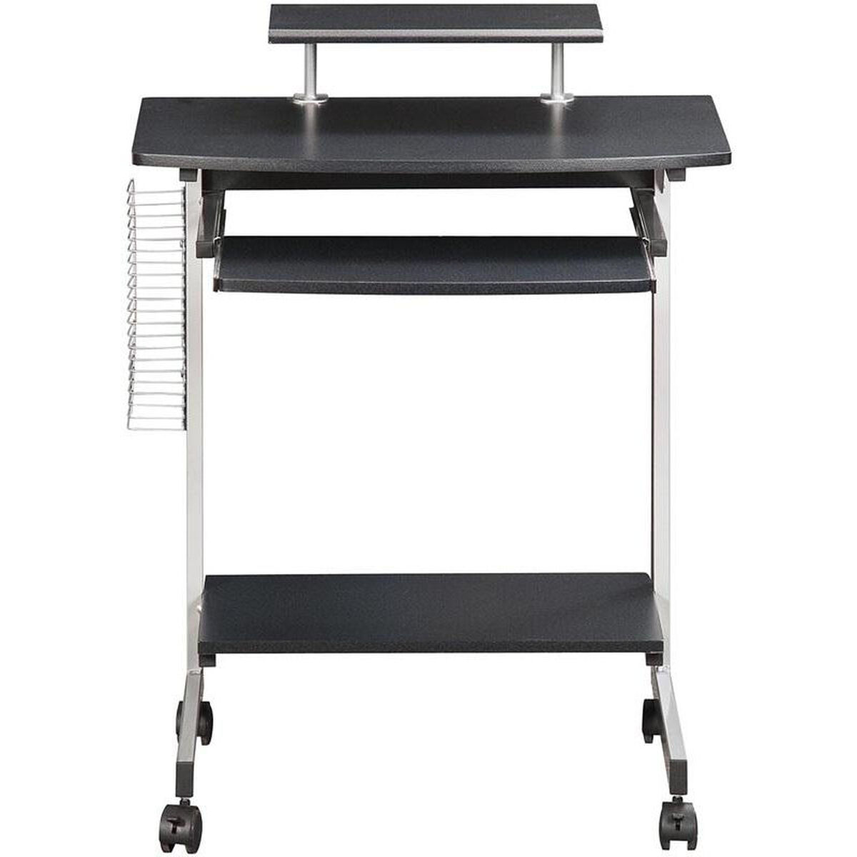 Our Techni Mobili Compact Computer Desk Graphite Is On Now