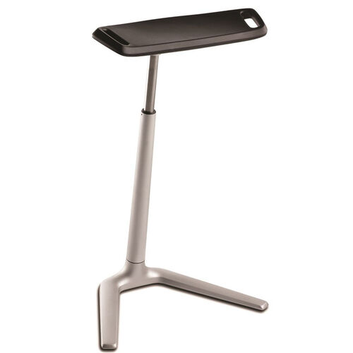 Our Quick Ship FIN Series Sit to Stand Stool with Finger Tip Control Adjustment - Medium to High Seat Height is on sale now.