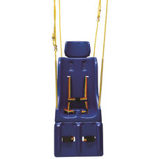 Full Support Swing with Chain and Head and Leg Rest - Child