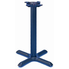 TB 104 Cast Iron Standard Table Base with Column and 22