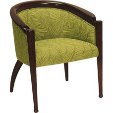 2615 Lounge Chair w/ Upholstered Seat & Back - Grade 1